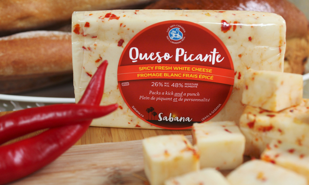 Latin-American inspired cheeses for the Canadian market