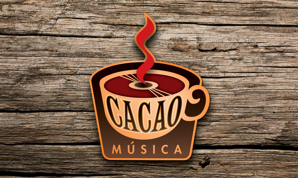 Music label brand: like a hot chocolate for the soul