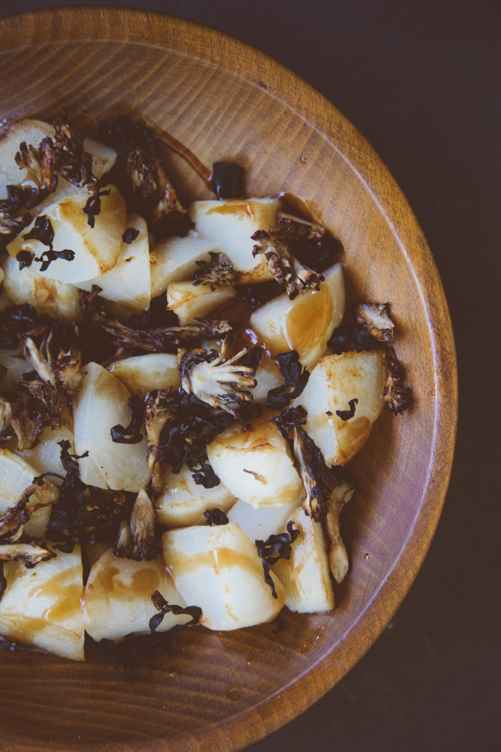 Turnips with wakame and maitake copy.jpg