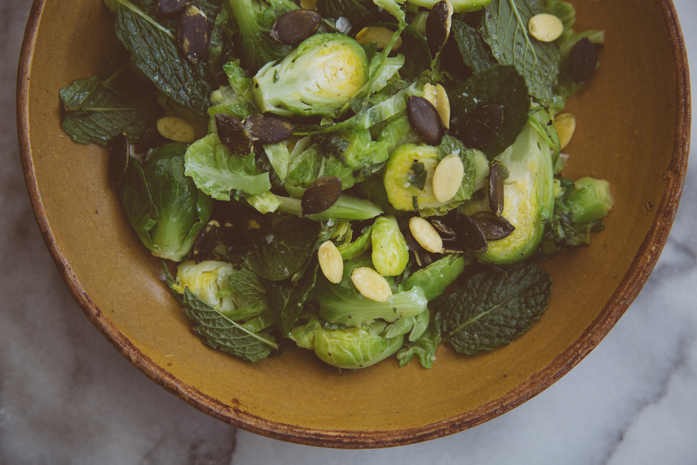 Brussells sprouts, mint 2.jpg