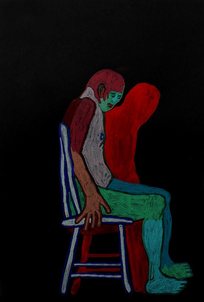 Stubborn Chair