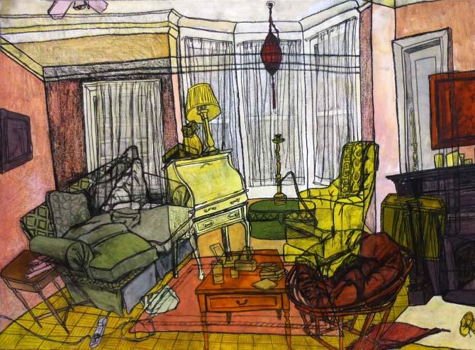 Sarah's Living Room