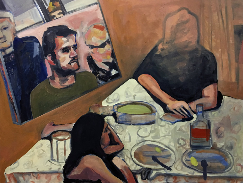 Hopkins Dinner Table
