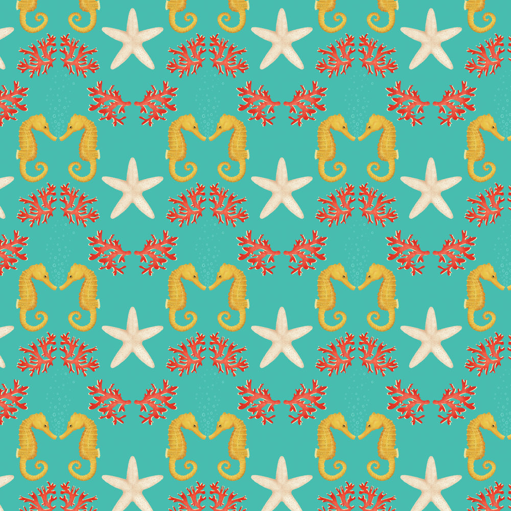 Pattern for Glossybox July 2018