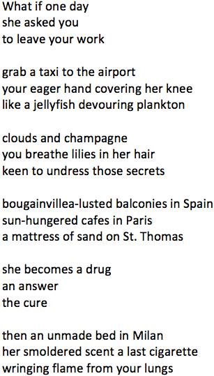 Marilyn Monroe Poem