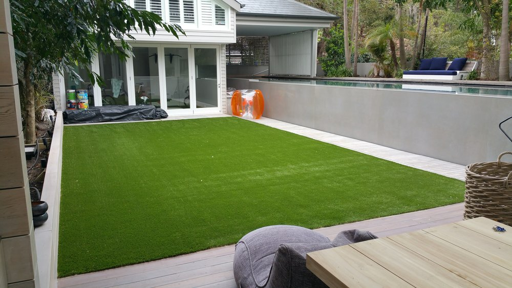 premium synthetic grass sydney