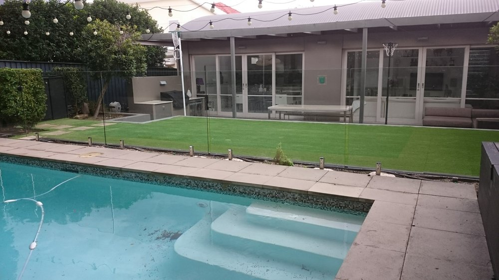 quality fake grass sydney#Royal Grass# royal grass silk 35#green look#synthetic grass and pools