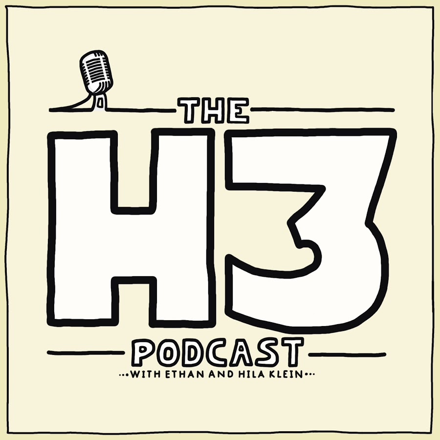 #3 - The H3 Podcast by Ethan and Hile Klein