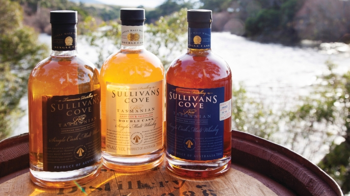 Sullivans Cove Whisky, Cambridge, TAS
