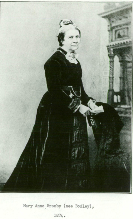 Mrs Mary Ann Bromby 1874.PNG
