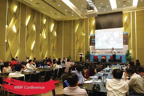 Hội nghị thúc đẩy sáng chế trong khởi nghiệp tại Đà Nẵng - USAID, Arizona State University, U.S General Consulate, National Instruments, FabLab Danang, FabLab Saigon cùng các GV Đại học Đà Nẵng.