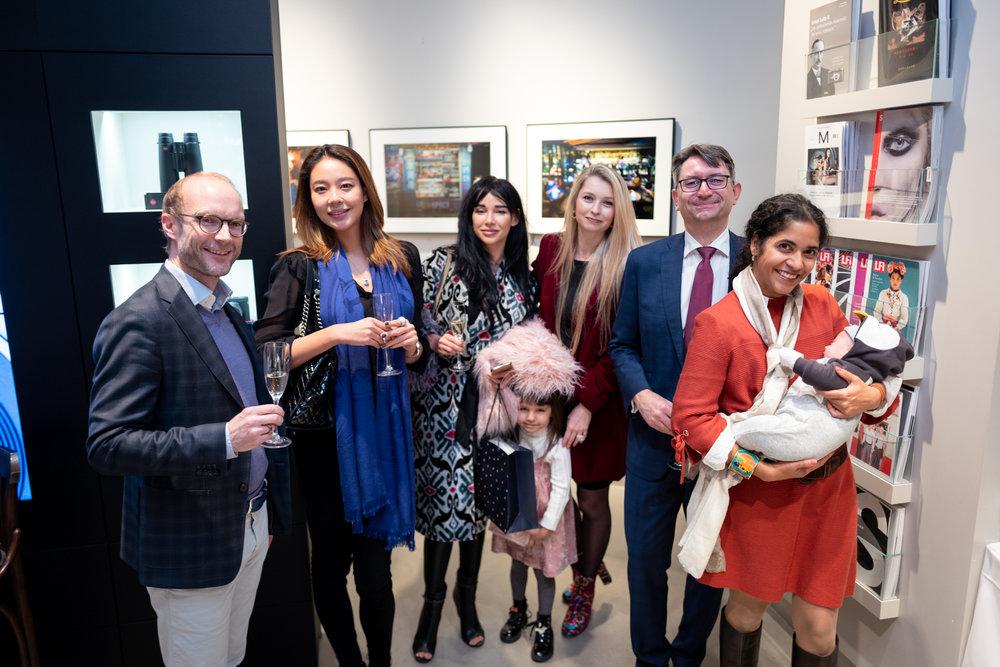 Leica Gallery Shanghai Vernissage