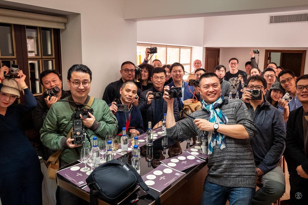 Jonshe Photography Workshop, Shanghai