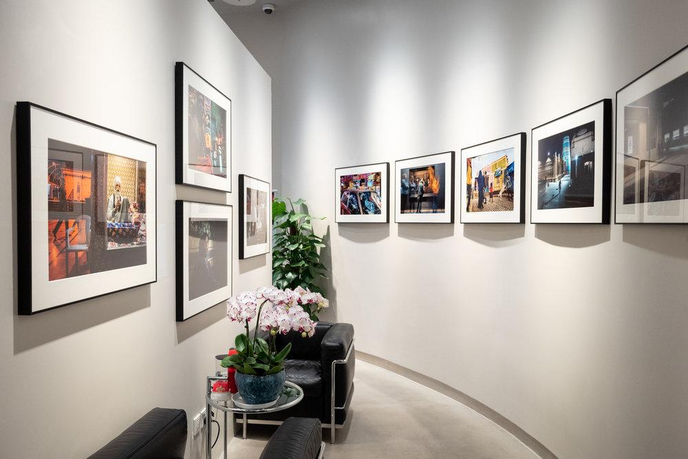 Leica Store Gallery, Shanghai, China