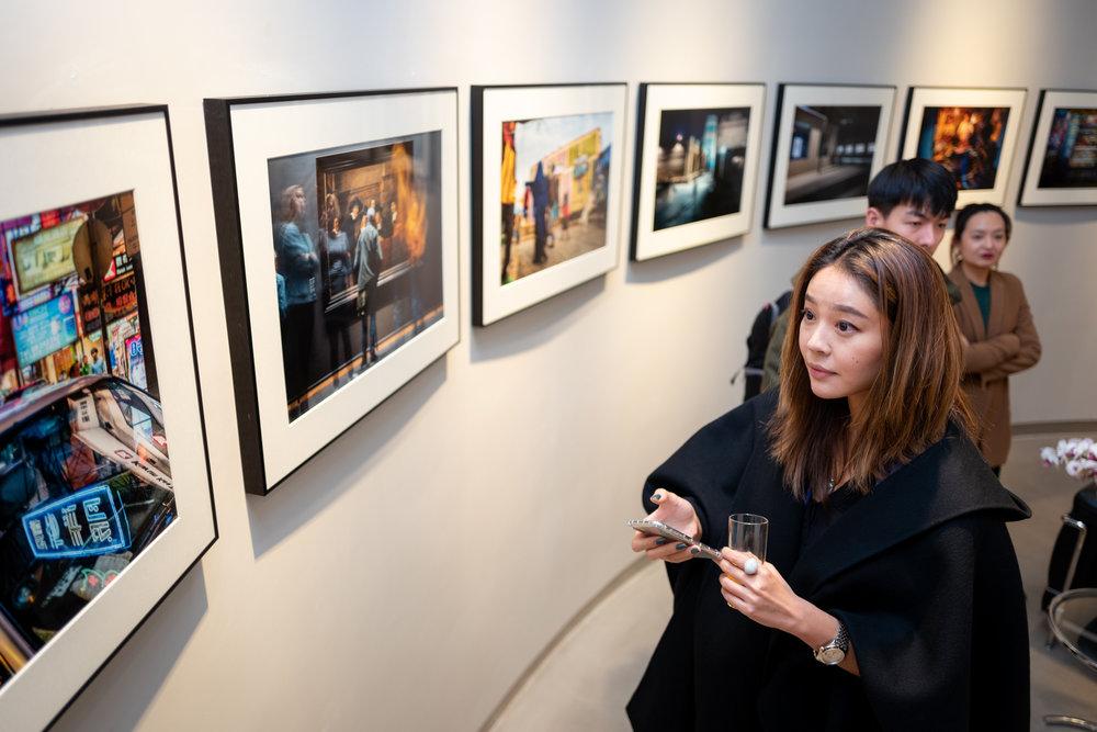 Jonshe Shanghai Exhibition 2018 Vernissage