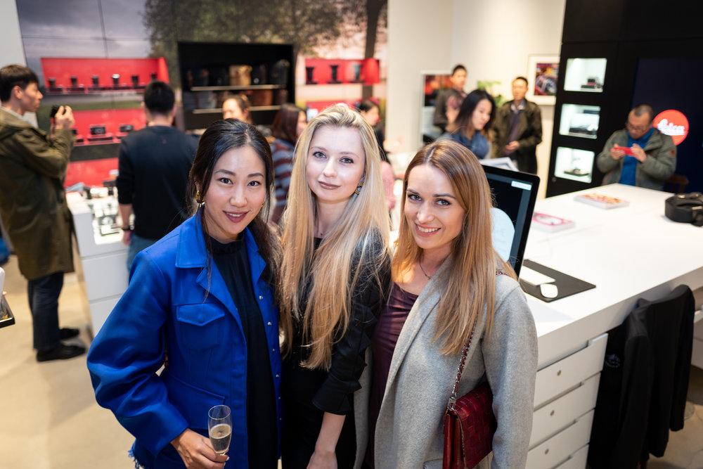 Jonshe Shanghai Exhibition Vernissage