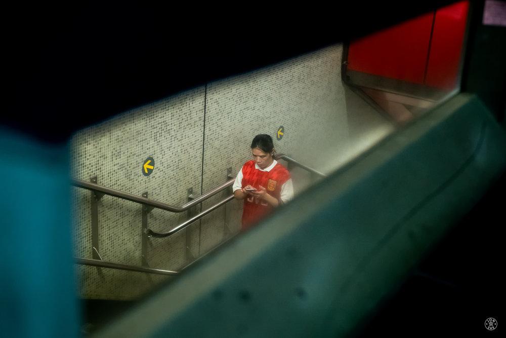 Subway WeChat