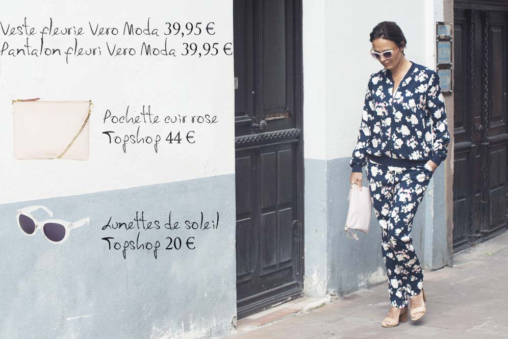 LOOKBOOK 14 GALERIES LAFAYETTES VERA MODA THE FAVORITE FR 2