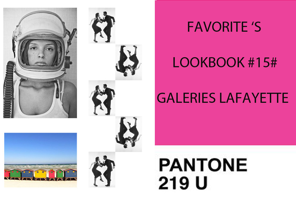UNE LOOKBOOK 15 MAJE GALERIES LAFAYETTE THE FAVORITE FR 1