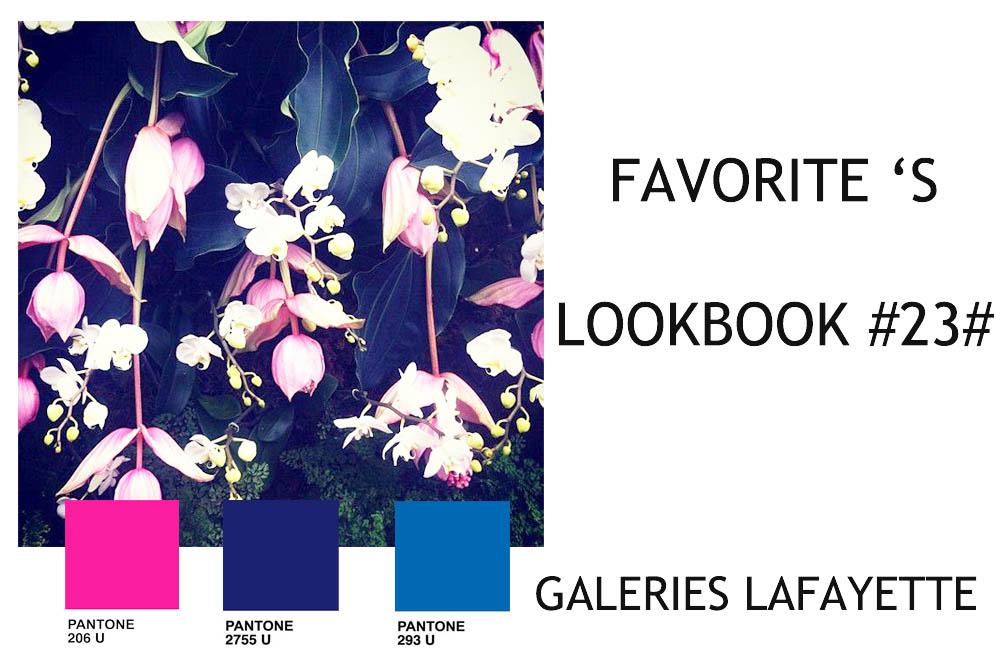 une PRIX LOOKBOOK 23 GALERIES LAFAYETTE THE FAVORITE FR 4
