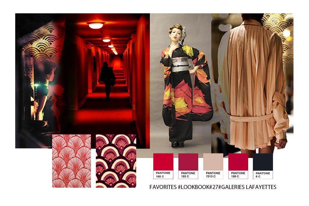 Lookbook Galeries Lafayette Thefavorite