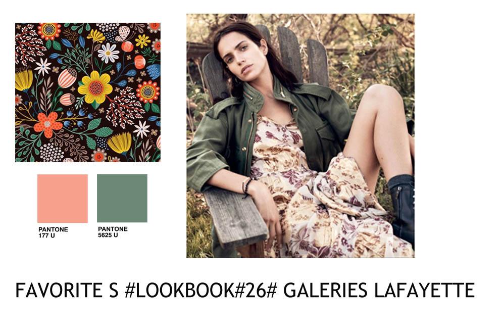UNE FAVORITE 26 LOOKBOOK GALERIES LAFAYETTE