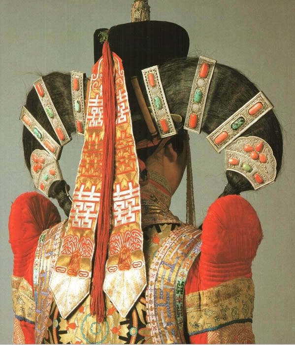 chine mongolian traditional costum pinterest