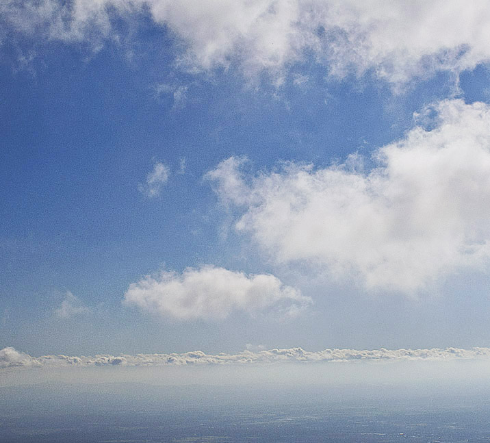 paysage nuages