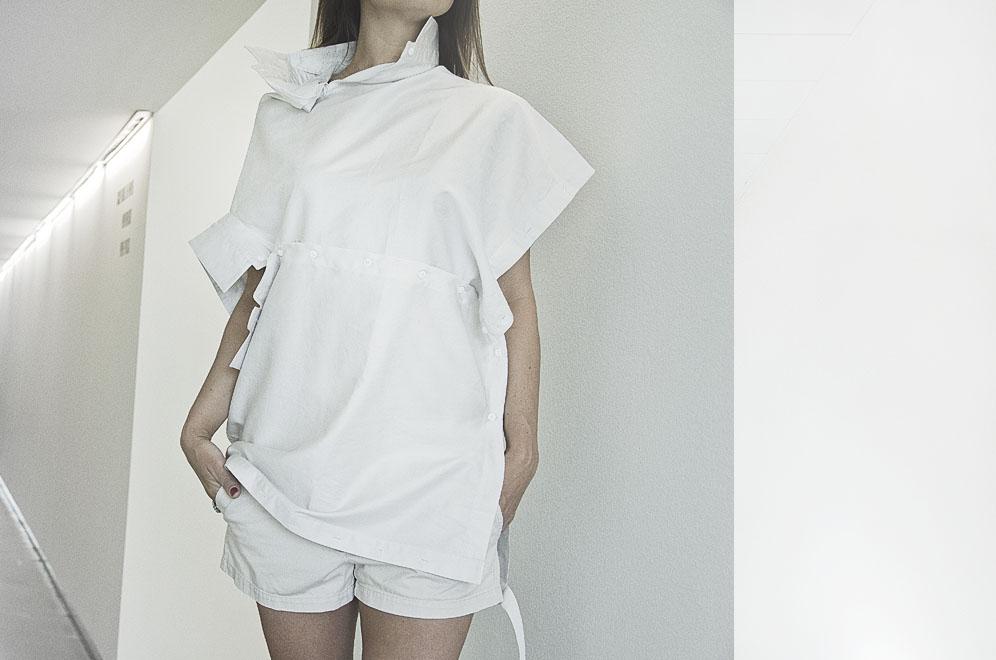 chemise ken okada