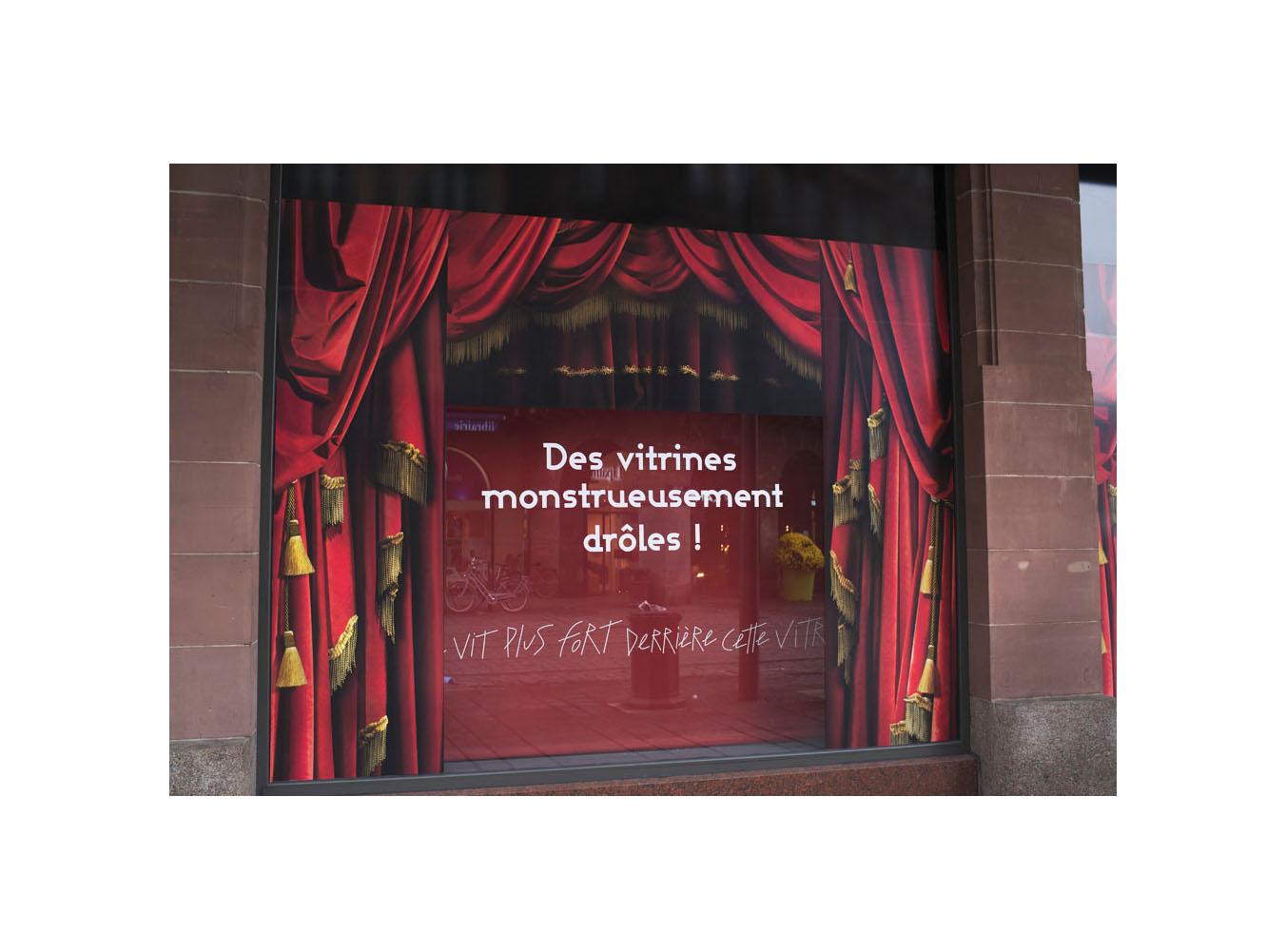 vitrines galeries lafayette