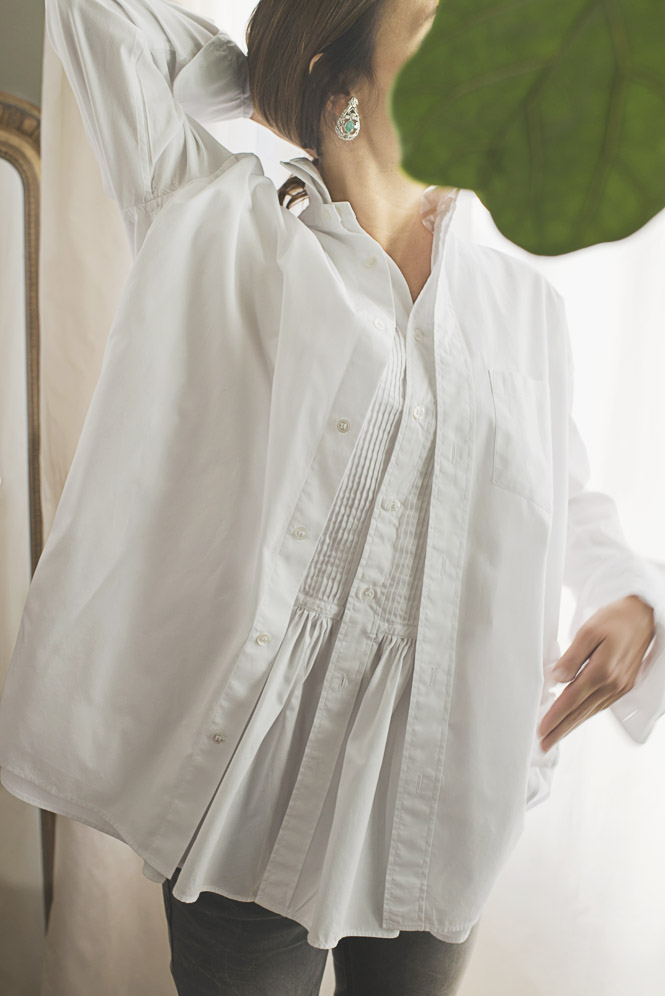 chemise zucca