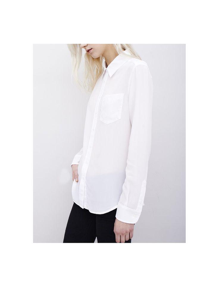 chemise blanche maison standards