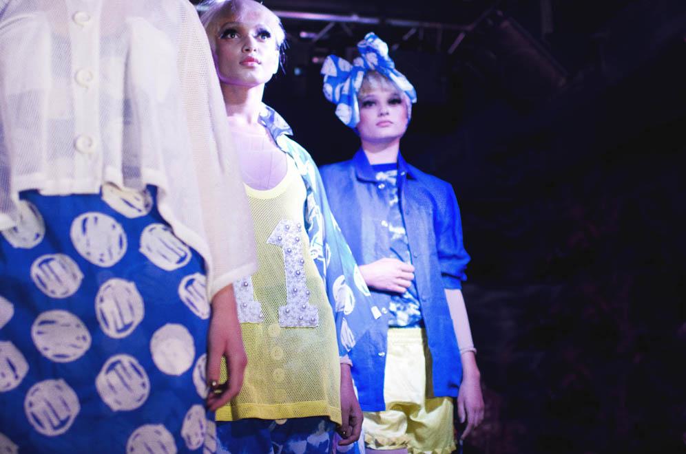 Vêtements imprimés Naco Paris