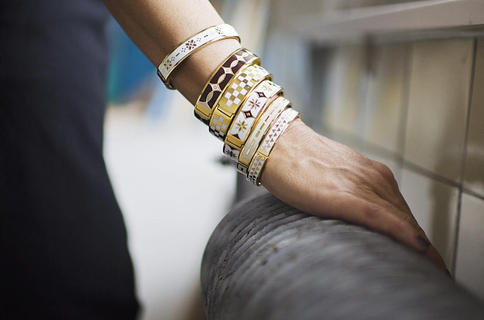 bracelets Legend Vogue