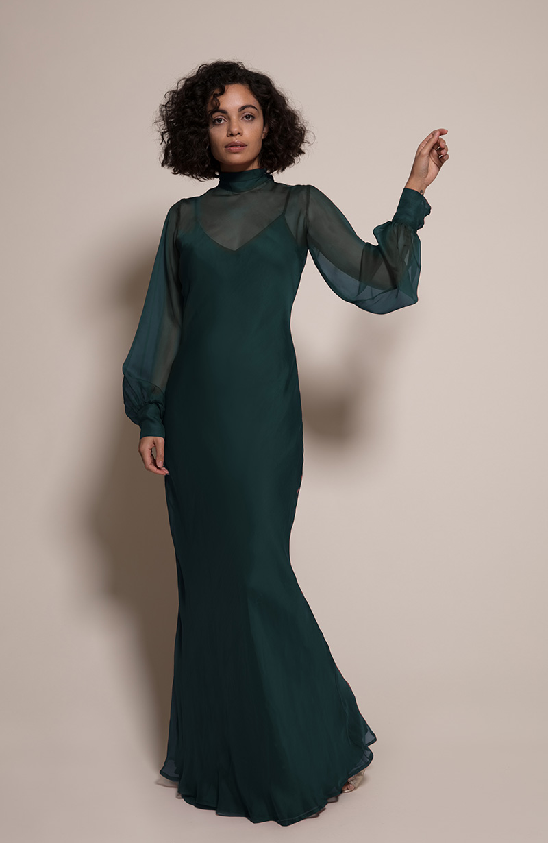 Prague_dress_bridesmaids_chiffon_camisole_forest_dark_green_04.jpg