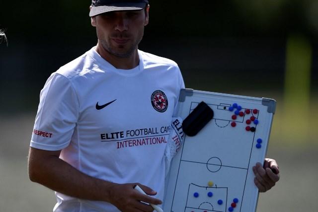 Head Coach Sergio Ponsa