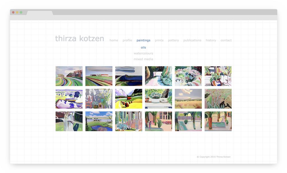 Thirza Kotzen Profile
