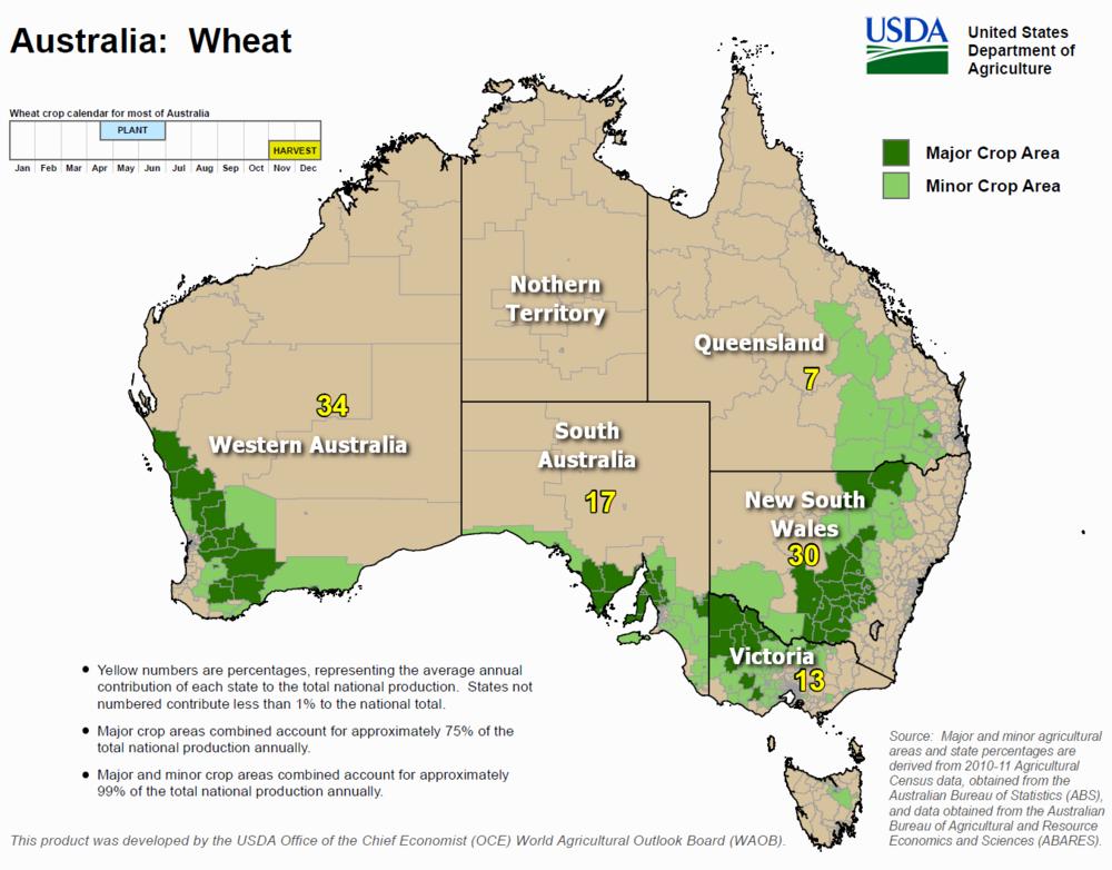 Australia Wheat Crop Map.png