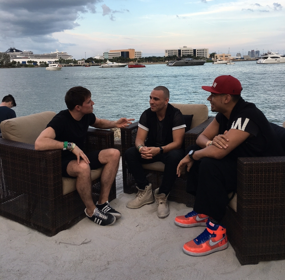 Will Best, Phise and Afrojack