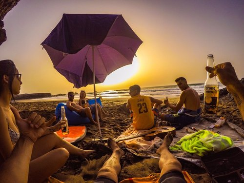 Surf CampJuly - 299€ -