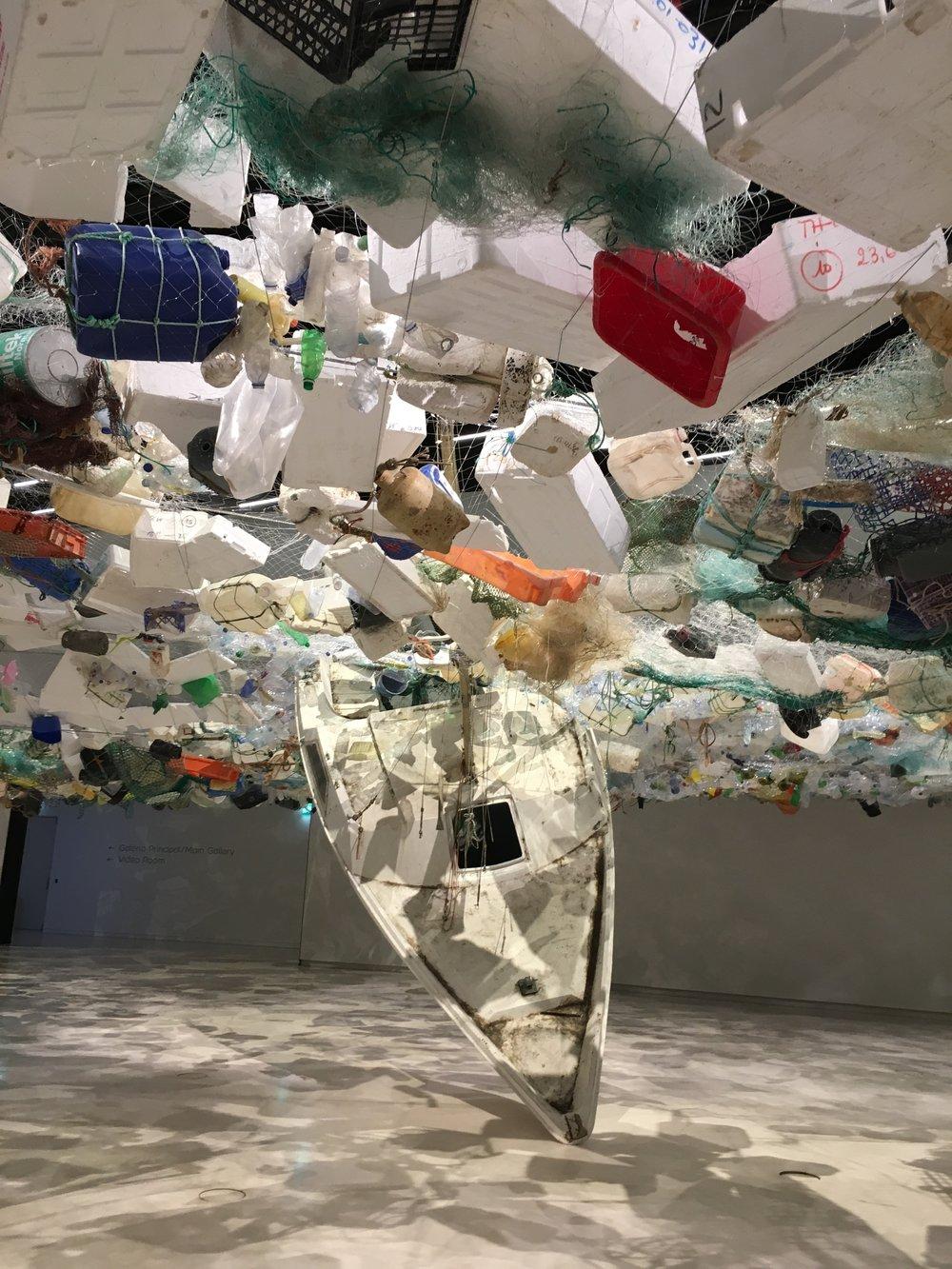 Tadashi Kawamata: Overflow