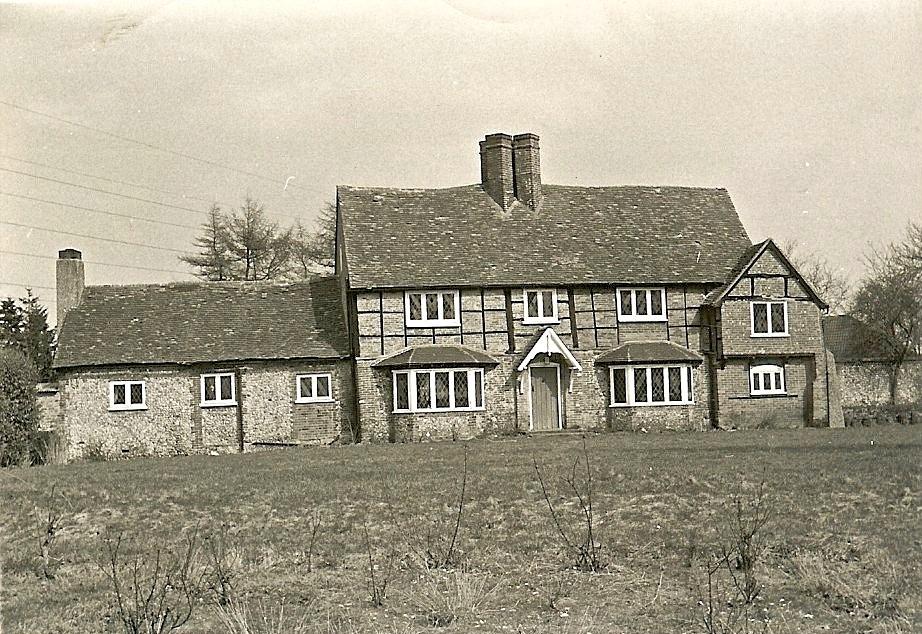 Booker Farm, near High Wycombe, Bucks