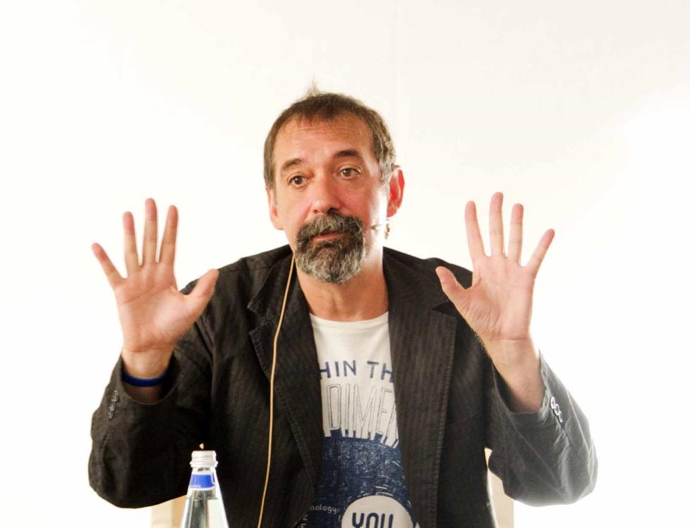 Emanuele Trevi - DR