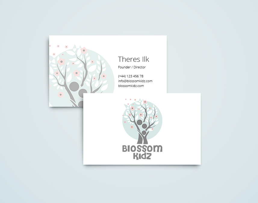 Branding & Web Design // Category: Childcare, Event Design