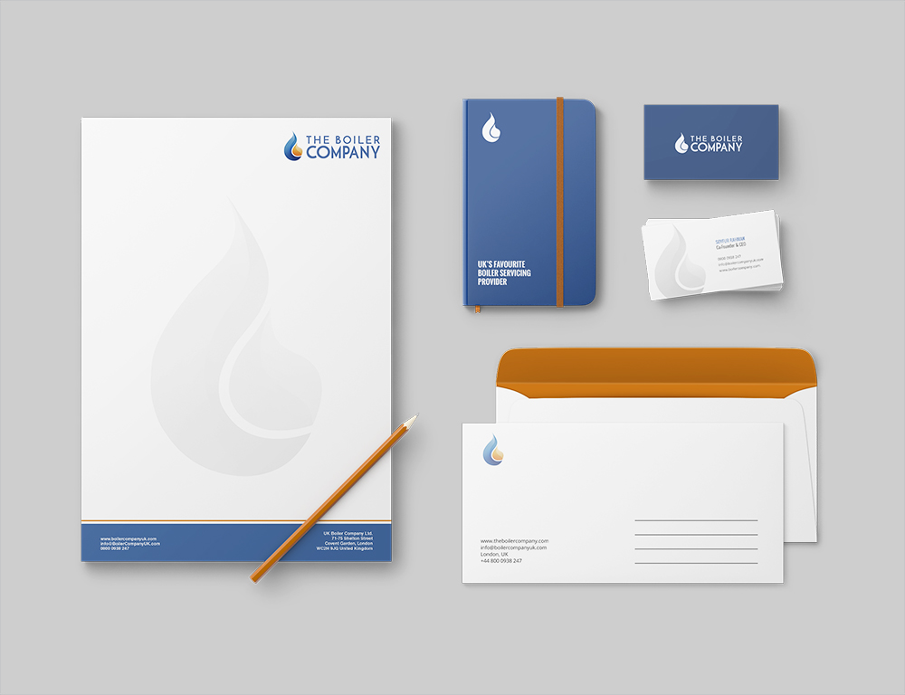 Branding & Web Design // Category: Corporate