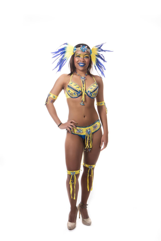 Sunlime Mas Toronto Carnival
