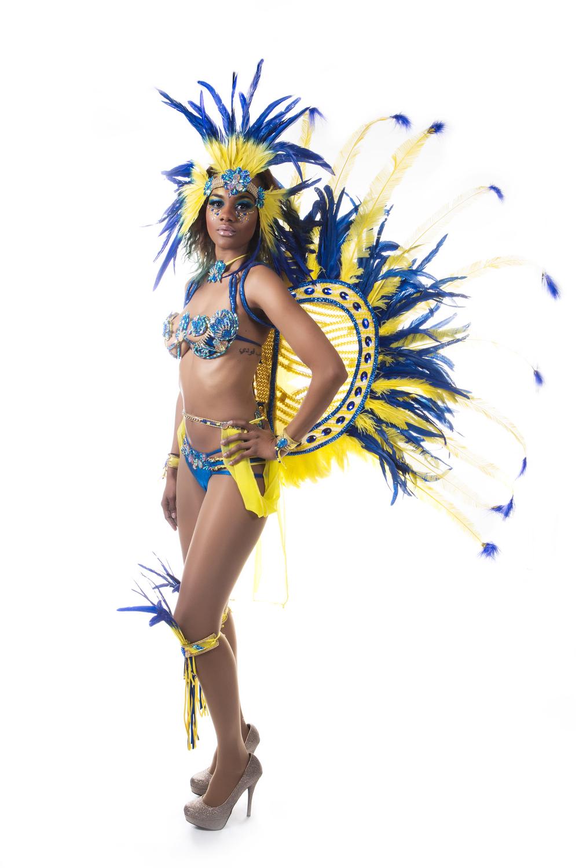 Toronto Carnival Costume 2016