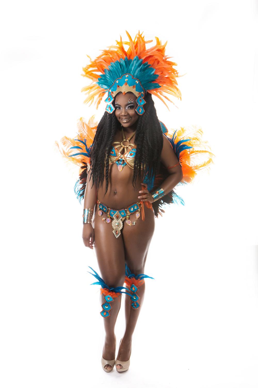 2016 Toronto Caribbean Carnival Costume