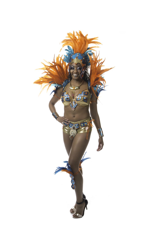 Toronto Caribbean Carnival Costume