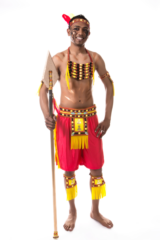 2016 Toronto Caribana Costume